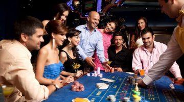 Jugadores de Casino