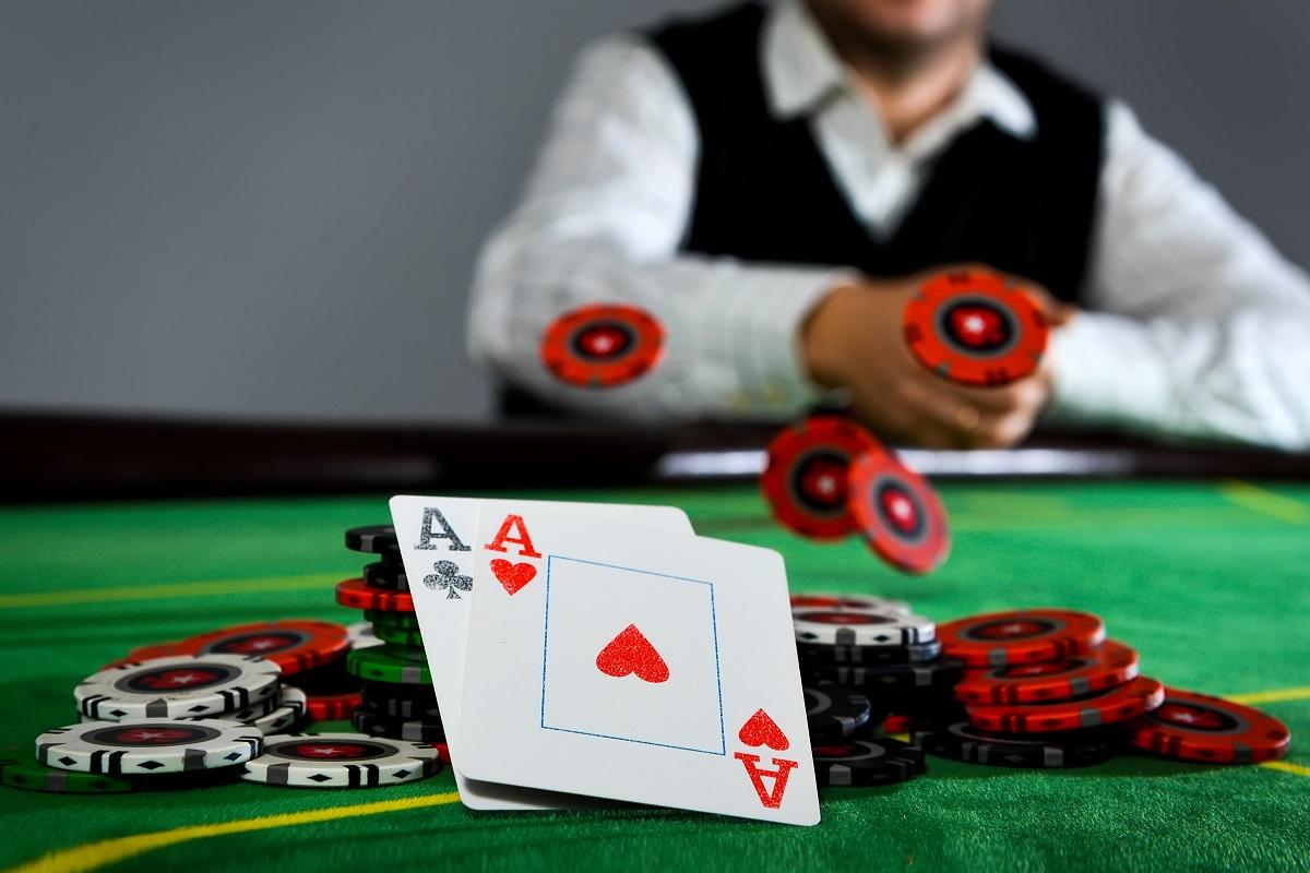 Mejores jugadores de poker y casino