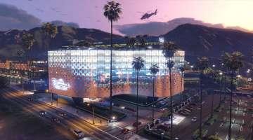 Diamond casino and resort GTA
